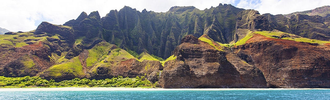 Going to Hawaii, kauai island