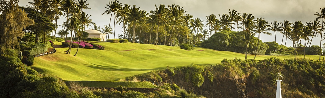 Going to Hawaii, Kauai Golf